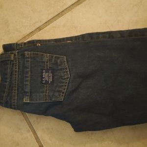 Boys polo pants size 7